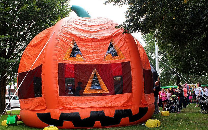 Pumpkin Bounce