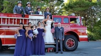 Fire Truck Appearance