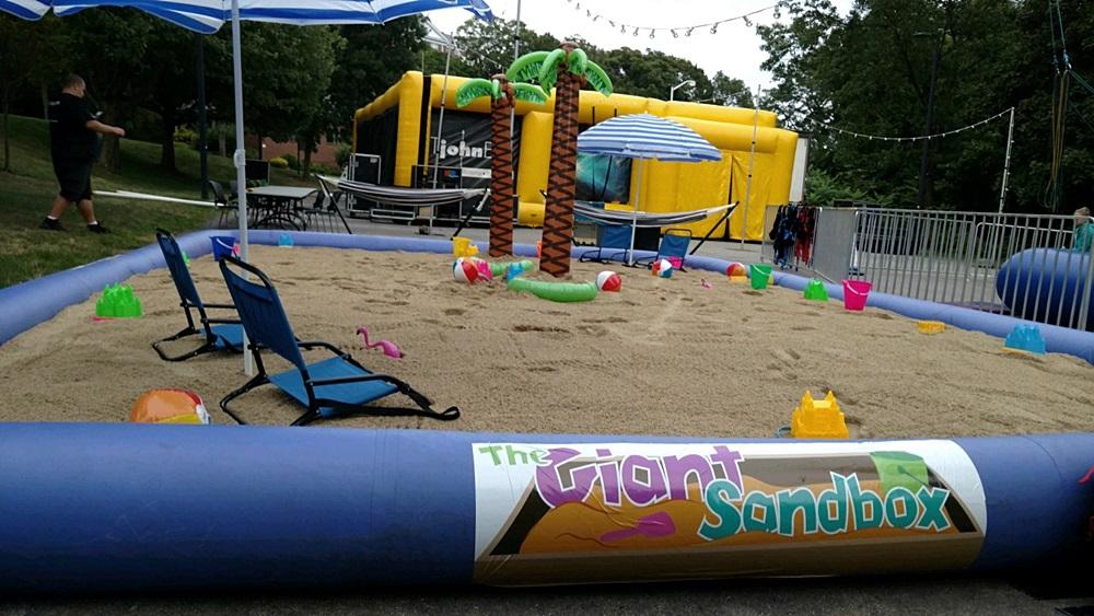 The Giant Sandbox