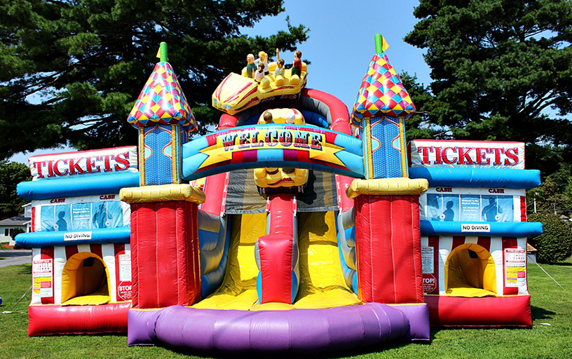 Midway Obstacle Course