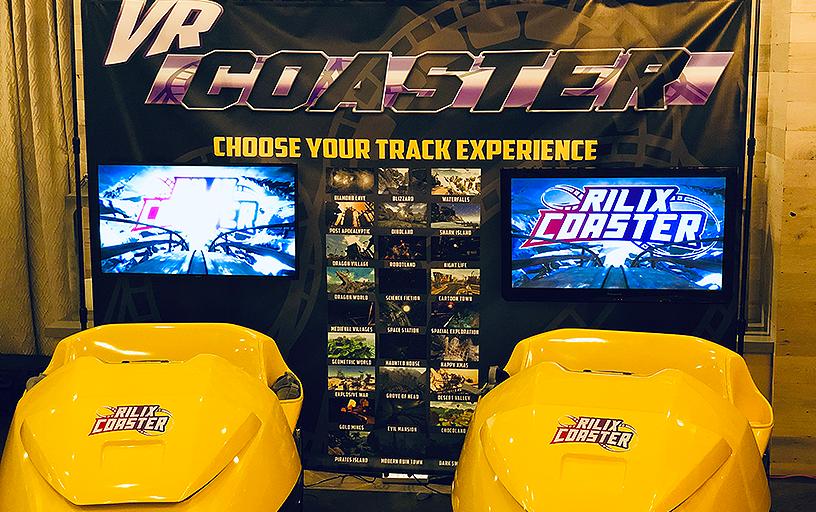 VR Coaster Cars