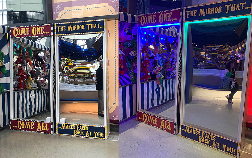 Fun House Mirrors Deluxe (2 units)