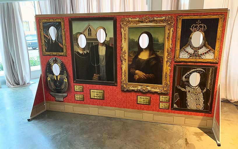 Self Portrait Gallery