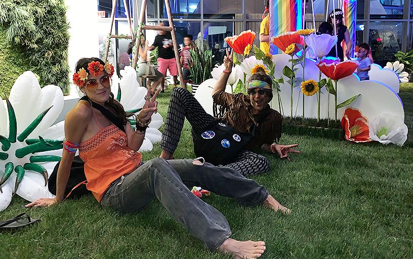 Hippie Actors