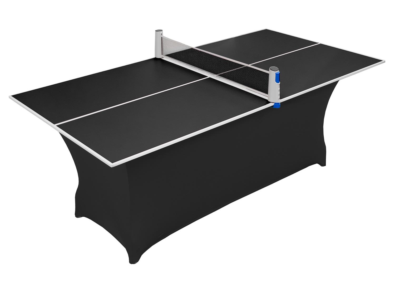 Compact Custom Ping Pong Table