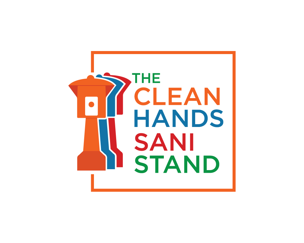 The Clean Hands Sani Stand - RENTAL (per unit)