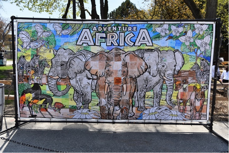 Virtual Giant Mural